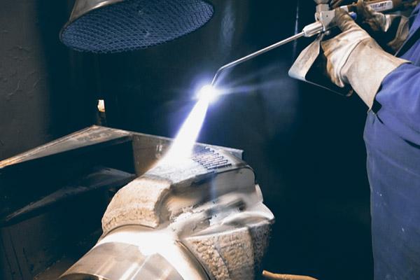 Lion Engineering Services Ltd Hardfacing Machining